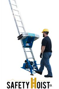 Safety Hoist CH-200 ladder hoist